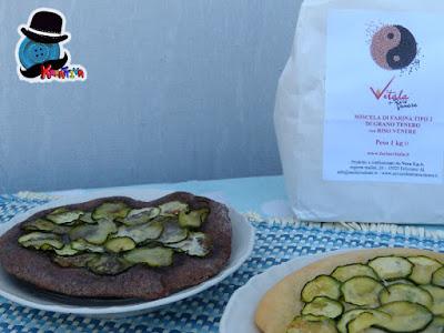 vitala+ riso venere per pizza dal gusto intenso e profumato