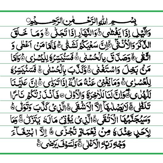 Quran Latin Text Nusagates