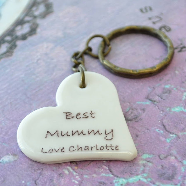 mothers day keyrings
