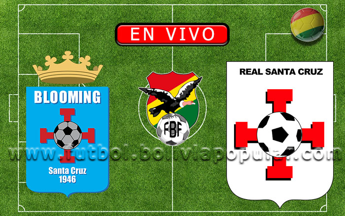 【En Vivo】Blooming vs. Real Santa Cruz - Torneo Apertura 2020