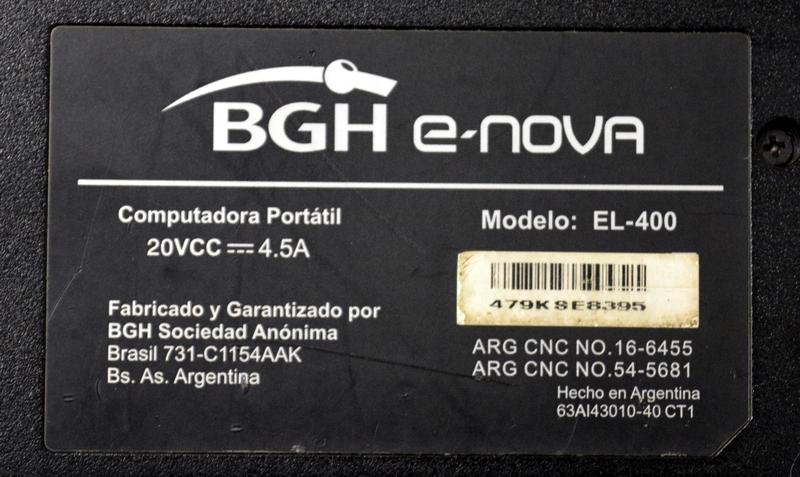 drivers bgh e-nova el-400