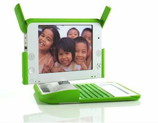 OLPC Donated Laptops - Dwapara Yuga