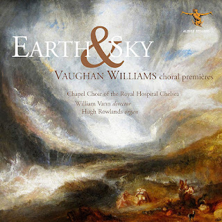 Earth & Sky - Ralph Vaughan Williams - ALBION