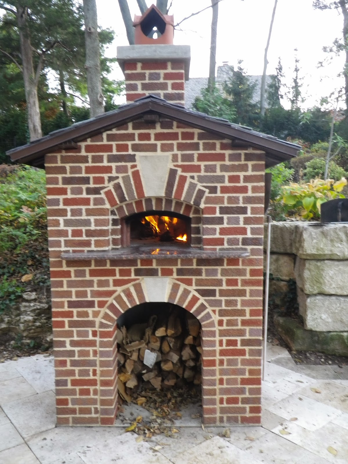 Masonry Heaters Brick Ovens To Be Introduced At World Of