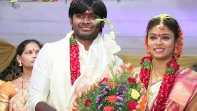 Singer-Deepu-Married-Swathi