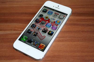 hoan tat thay man hinh iphone 5