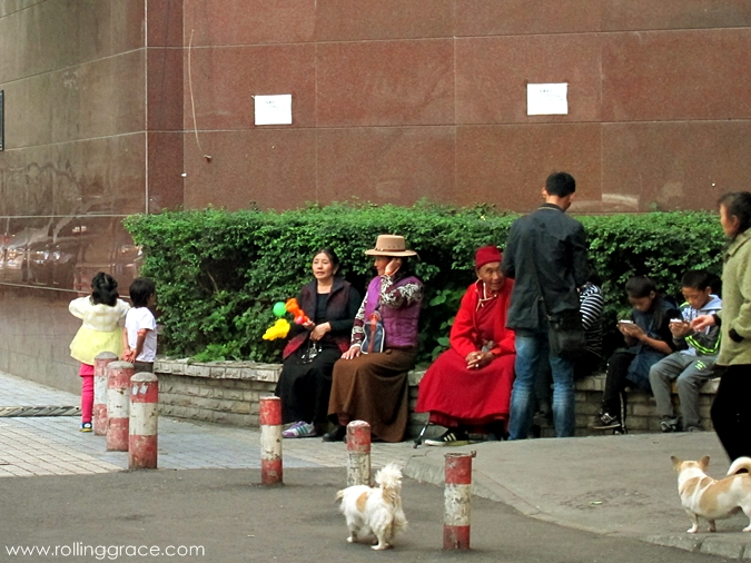 Chengdu Tibetan Quarter