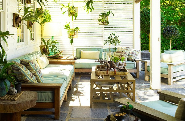 Savvy Southern Style : What I'm Loving.....outdoor Spaces