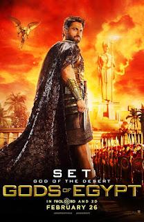 Xem Phim Các Vị Thần Ai Cập 2016