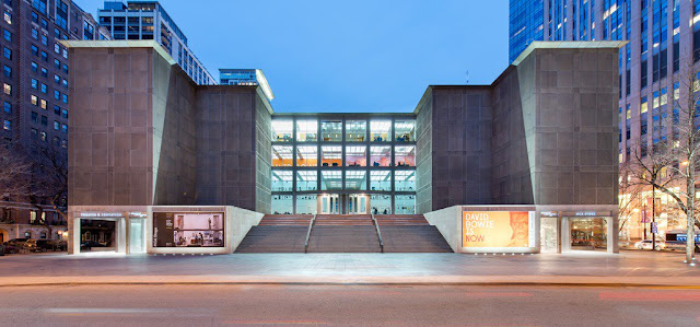 Museum of Contemporary Art em Chicago