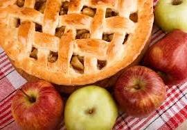 яблочный пирог сочетания что добавить