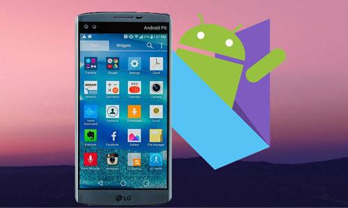 LG V20 Dengan Sistem Android 7.0 Nougat Rilis Bulan September
