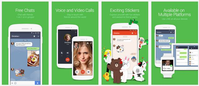 LINE Apk v5.11.0 for Android