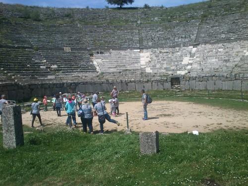 Στην Αρχαία Δωδώνη οι κάτοικοι της γύρω περιοχής έκαναν κάτι ωραίο και χρήσιμο