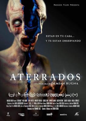 Aterrados 2017 Custom HD Latino
