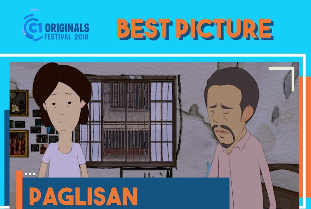 cinema one originals 2018 awards night paglisan best picture