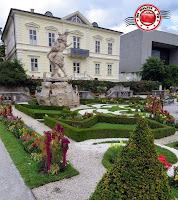 Mirabell, Salzburgo, Austria