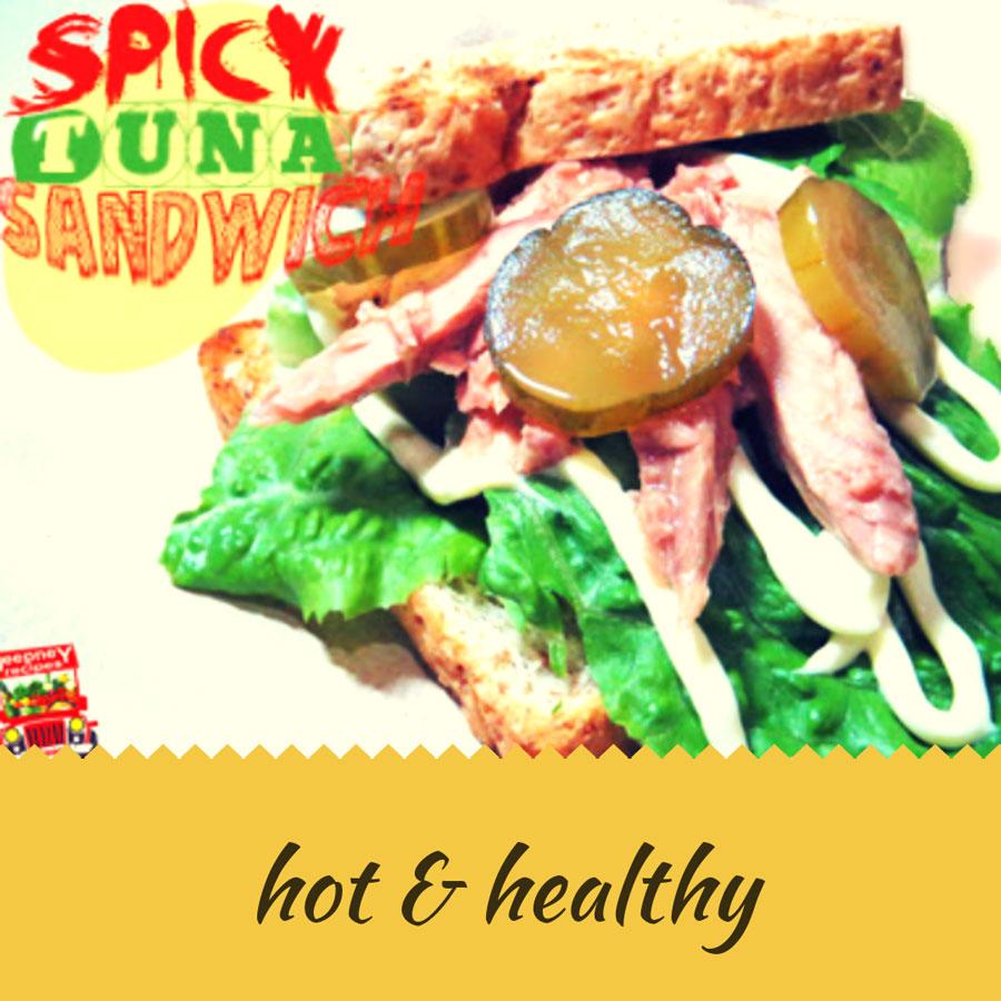 spicy tuna sandwhich www.jeepneyrecipes.com