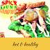 Spicy Tuna Sandwich (Speedy Meal)