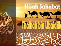 Kisah Sahabat Thalhah bin Ubaidillah Pahlawan Perang Uhud
