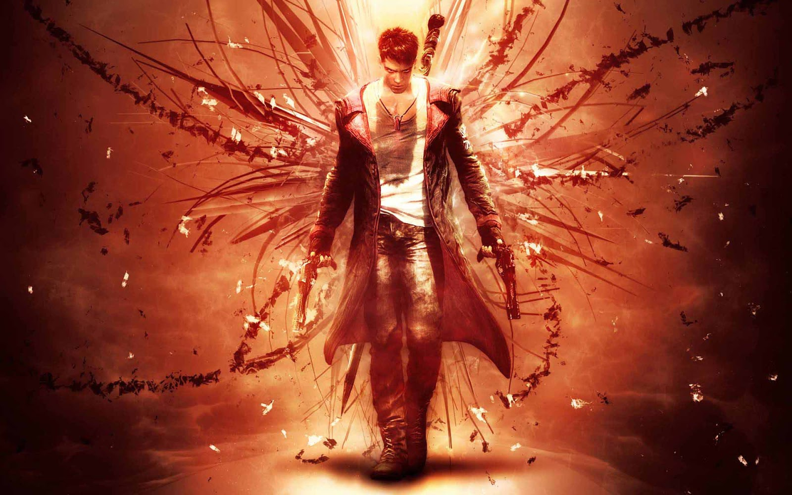 HQ Wallpapers: Devil May Cry Hd Wallpapers