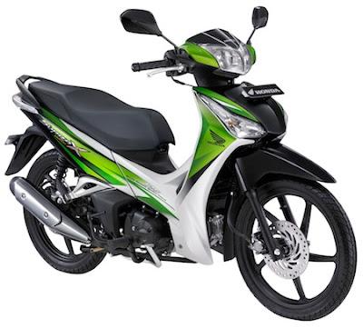 kelahiran Honda Supra X 125 Helm in 2011