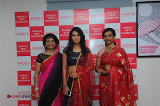 Telugu Actress Bhanu Sri Stills in Lehenga Choli at Anoo's Salon Launch at Ongole  0003.jpg