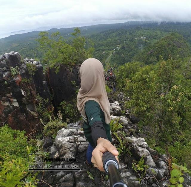 Bukit Tisop Gua Madai, Kunak