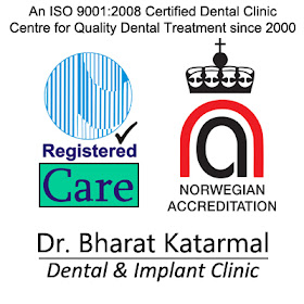 ISO certified dental clinic at jamnagar dr bharat katarmal