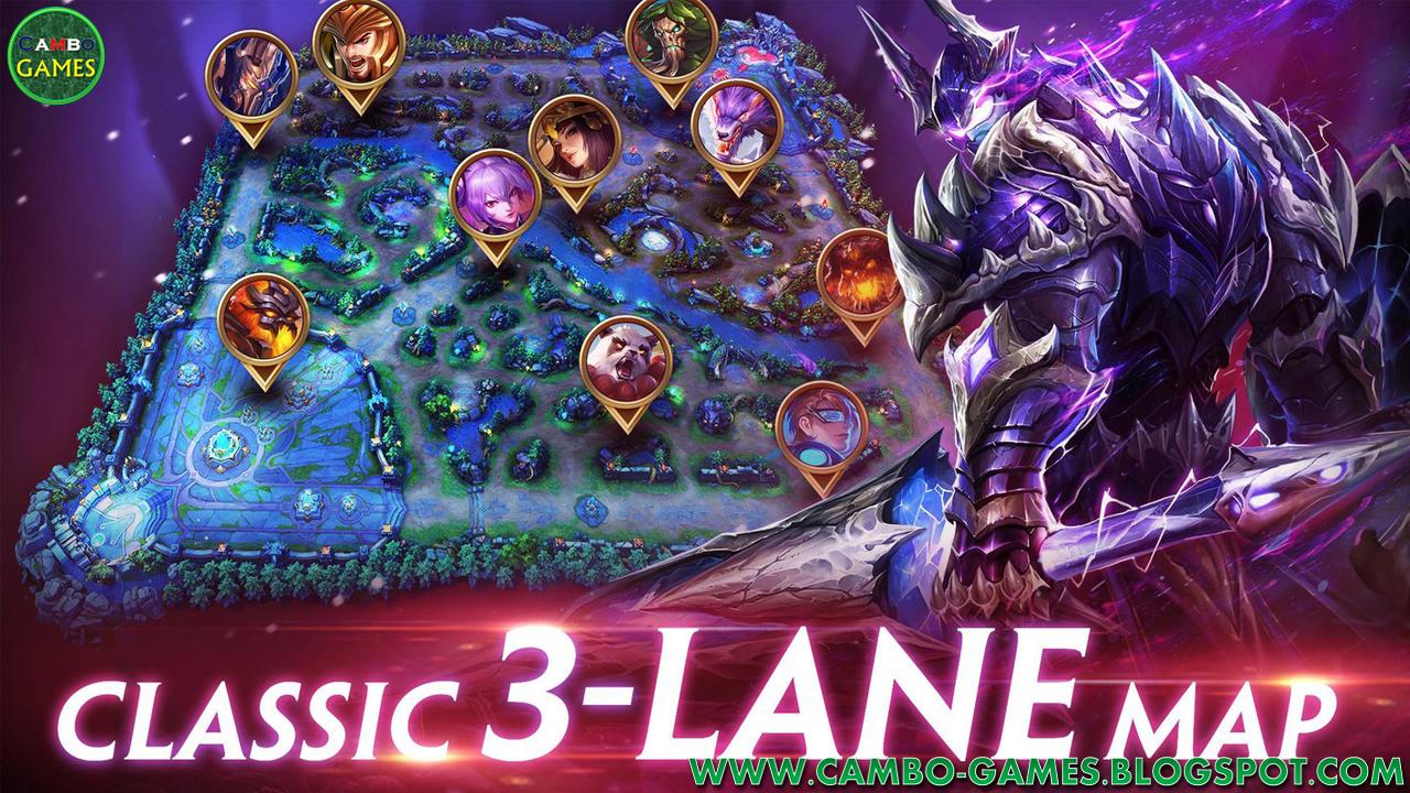 Welcome to Heroes Evolved 5v5! Game Description: