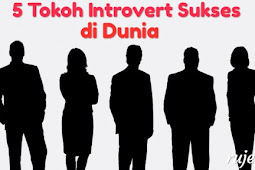 5 Tokoh Introvert yang Sukses di Dunia, Jangan Remehkan!
