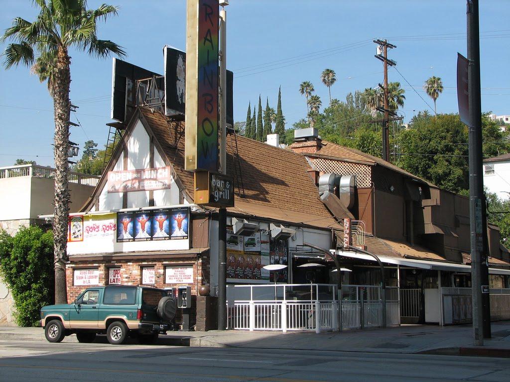 Sunset Blvd Los Angeles Restaurants Best