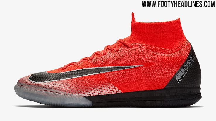 27bf30917ebf Nike MercurialX Superfly 360 CR7  Chapter 7  - Flash Crimson   Total  Crimson   Black