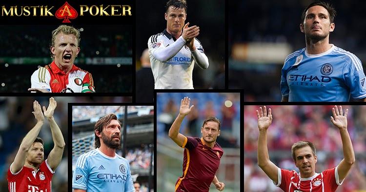 7 Legenda Sepak Bola Ini Akan Pensiun Tahun Ini ~ Liputan ...