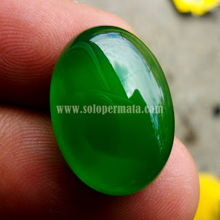 Permata Green Calcedhony Langka - A339