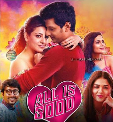 All Is Good 2019 Hindi Dubbed 720p DTHRip 800MB