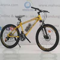 24 triojet iconic 2 sepeda gunung remaja