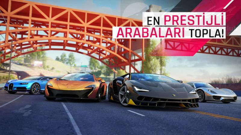 Asphalt 9 Legends APK İNDİR