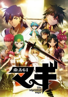 Magi –The Labyrinth of magic