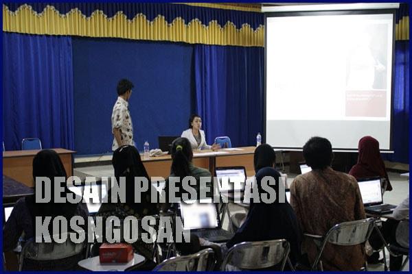 Contoh Pembuatan Desain Presentasi Seminar Skripsi ppt