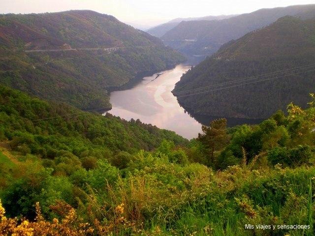 Río Miño, Ribeira Sacra, Galicia