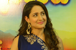 Pragya Jaiswal in beautiful Blue Gown Spicy Latest Pics February 2017 113.JPG