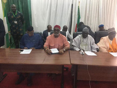 PDP now house of commotion as caretaker committee members take over leadership of the party 22277