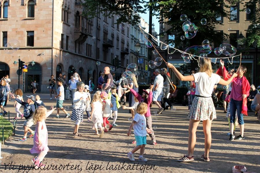 hotelli, Helsinki, lapsiperhe, kesä, Suomi, matka, hotelliyö