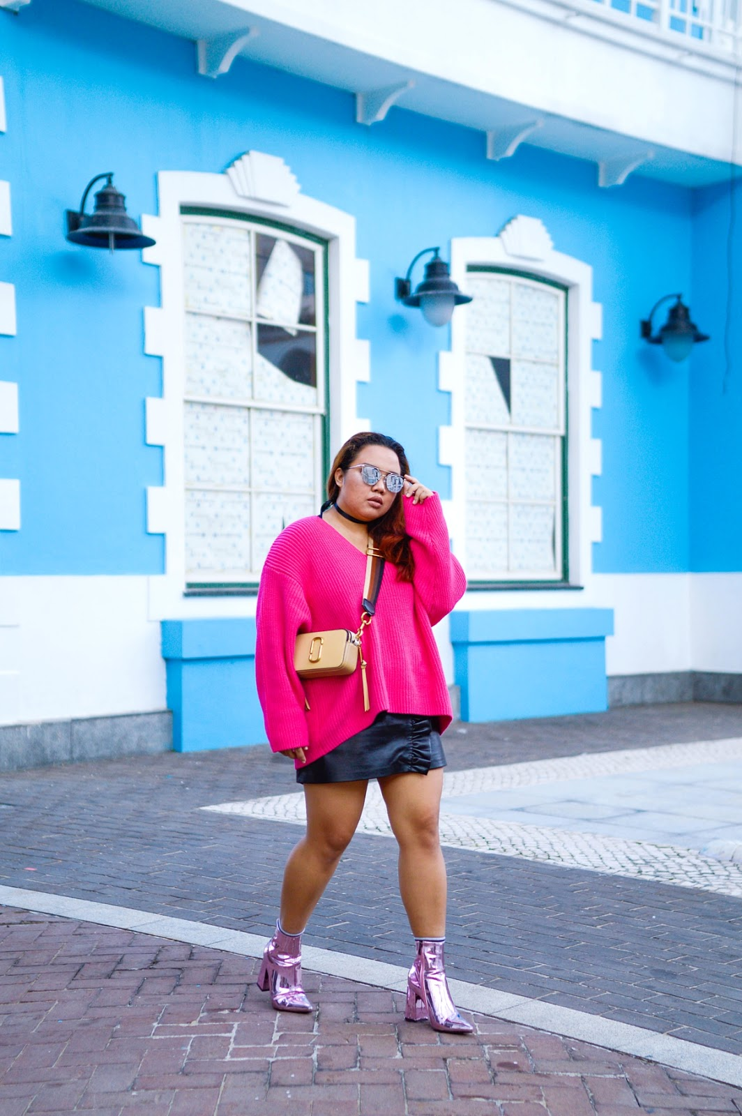 Barbie Girl Sweater