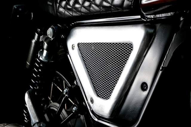 Moto Guzzi V7 By Reverie One Design Motorcycles Hell Kustom