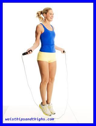 Manfaat Skipping (Lompat Tali) Bagi Kesehatan Tubuh