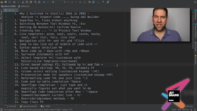 free course to Learn IntelliJ IDEA, Android Studio for Java and Android Development