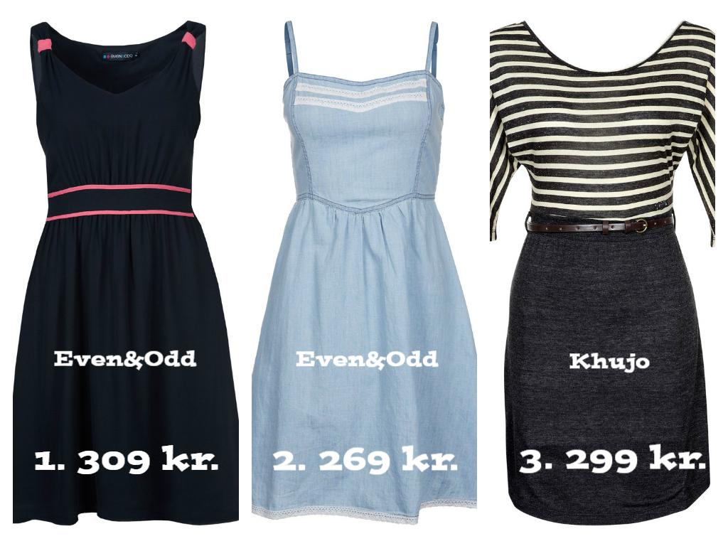 35fe84e4 Fine kjoler som vil være perfekt til sommer, men som også bruges til fest,  alt efter hvad man tager på til.