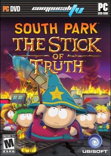 South Park La Vara de la Verdad PC Full Español